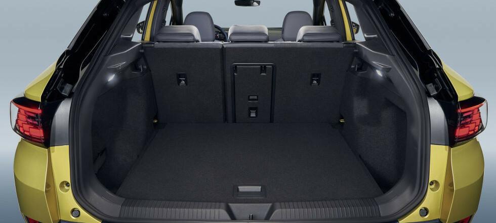 Stor oversikt: Sjekk bagasjeplassen i de nye elbilene
