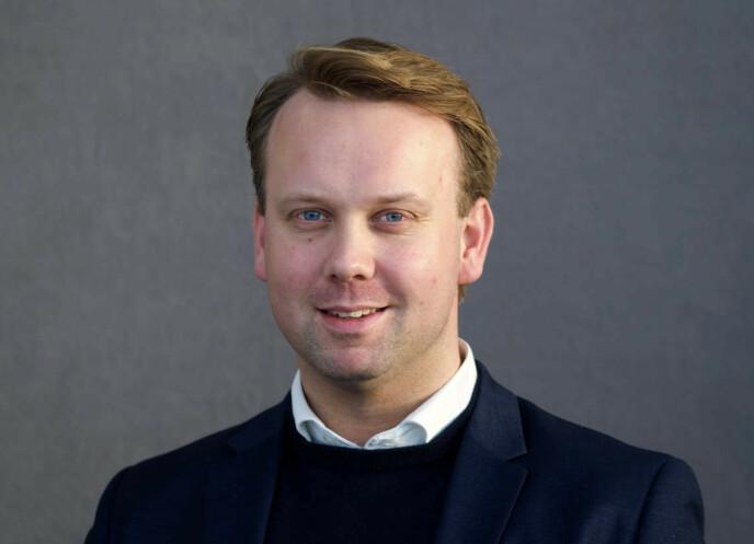 LANGT FRAMME: Øyvind L. Knudsen hos Hyundai mener selskapet er ledende på effektivitet. Foto: Hyundai