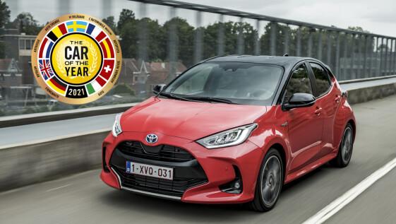 Her er Årets Bil i Europa 2021