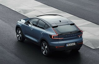 Volvo C40: Ny elbil lansert i dag