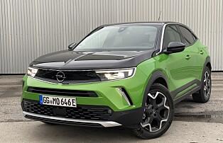 TEST:Opel Mokka e