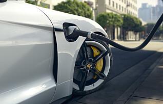 Nå oppgraderes Porsche Taycan - helt gratis