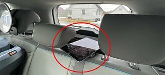 Slik pakker du bilen riktig