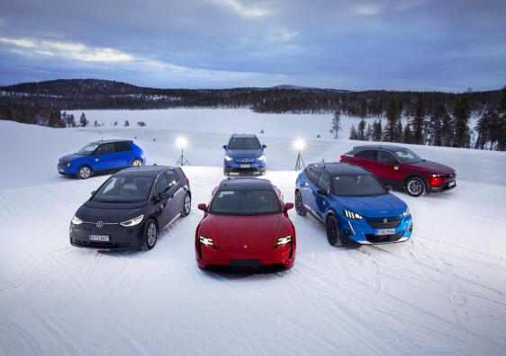 Disse bilene er billigst å eie