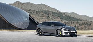 Kia EV6 lansert - her er alt du må vite