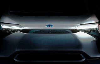 Toyota vil avduke ny el-SUV 19. april