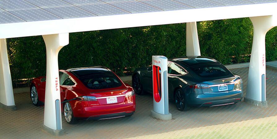 Tesla ruller ut City Charging