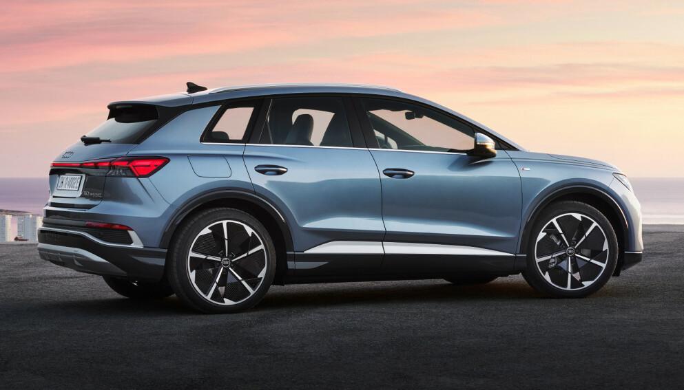 Her er ALT du må vite om Audi Q4 e-tron