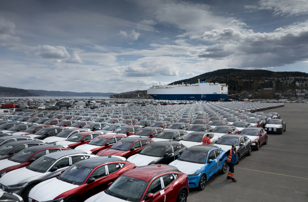 Foto: Ford Motor Norge