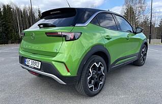 Opel Mokka e: Mye elbil for 300.000 kroner