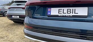 Snart blir elbiler billigere enn fossilbiler - selv med avgifter