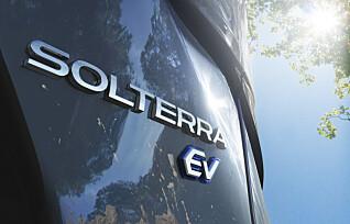 Her er Subarus første elbil