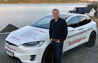 - Laber interesse for å klage på Tesla