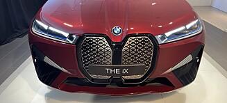 Her er BMW iX