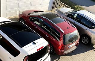 Så mange kjøretøy mangler forsikring