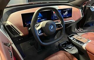 BMW letter på sløret: - Slik blir de tre neste elbilene våre