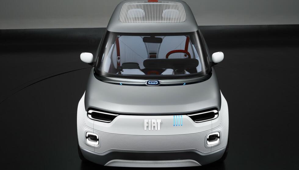 Fiat blir helelektrisk