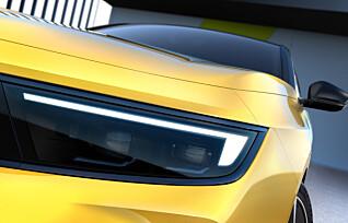 Avslører Opel Astra e