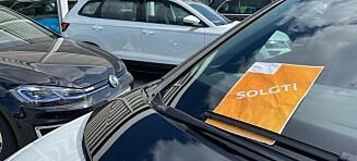 ANBEFALT: Nesten nye elbiler til under 200.000 kroner