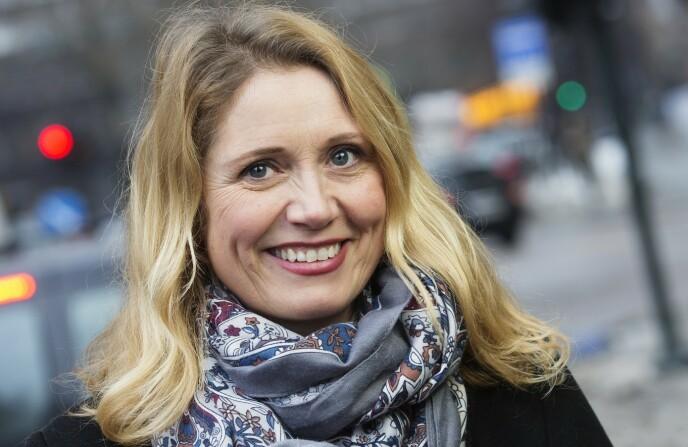 KRITISK: Miriam Kvanvik og Trygg Trafikk frykter at sikkerheten blir dårligere på veiene, etter to ferske stortingsvedtak. Foto: Trygg Trafikk