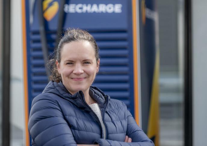 SER PÅ NYE LØSNINGER: Kommunikasjonssjef i Recharge, Elise Torvaldsen