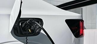 Volvo og Polestar med ladeavtale