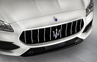 Maserati viser fram sin første elbil