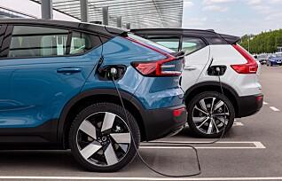 Volvo og Polestar bygger batterifabrikk