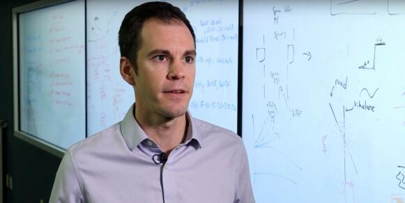 Satte i gang studie: Dan Work og hans forskerteam gjorde testene i full skala. Faksimile: Youtube/The Vanderbilt University School of Engineering