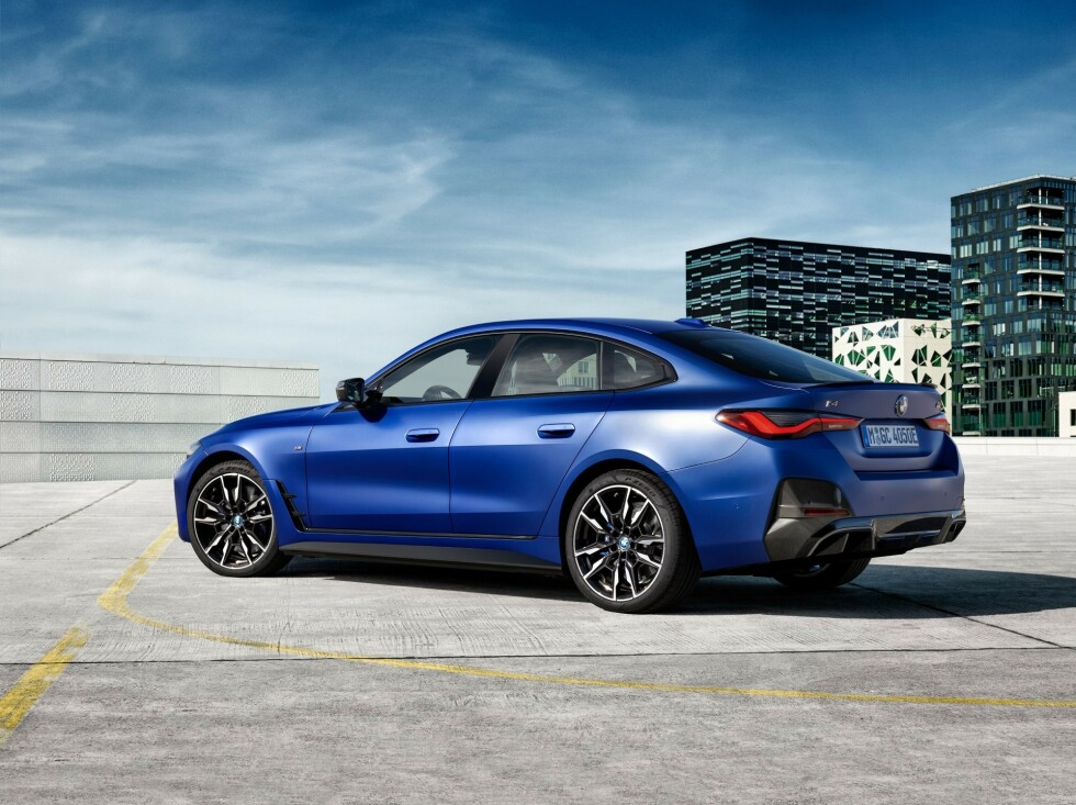BMW i4 M50 xDrive
