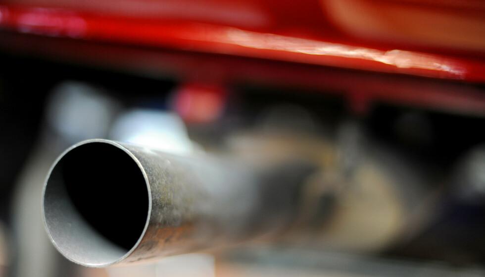 EU-kommisjonen vil trolig sette en sluttdato for fossilbilen i 2035. Foto: Frank May / NTB