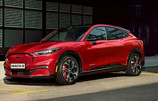Mustang Mach-E på topp i juli