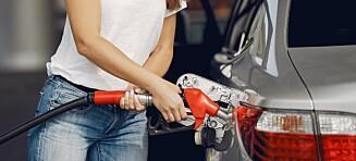 Ny bunnrekord for diesel og bensin