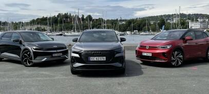 Her finner du nå 86 elbil-tester: Norges største samling!