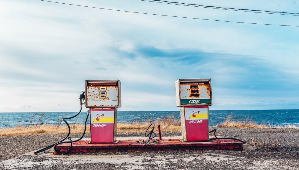 MOT SLUTTEN: Flere tar nå til orde for at fossil energi bør avvikles så snart som mulig, blant dem også FNs generalsekretær. Foto: Harrison Haines