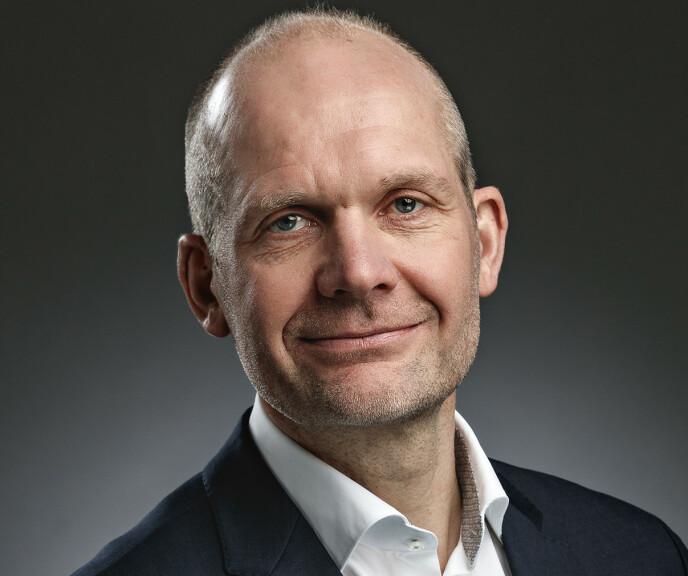 KRITISK TIL MOMS: Administrerende direktør i Harald A. Møller AS, Ulf Tore Hekneby. Foto: Møller Mobility Group