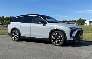 Nio ES 8: Elbilen som kan kjøpes uten batteri