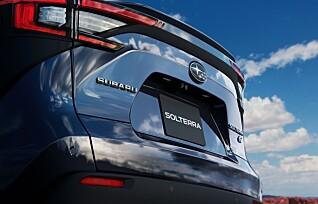 Subaru med nye bilder av elbilen som er «skapt for Norge»