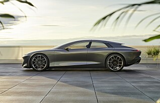 Audi GrandSphere skal sette standarden