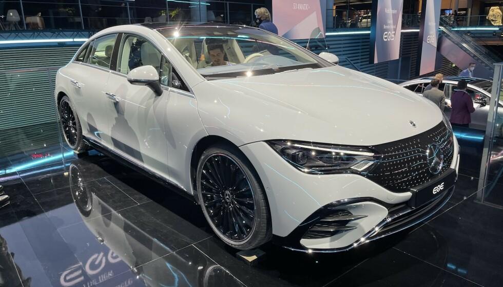 Her er Mercedes' elektriske fremtid
