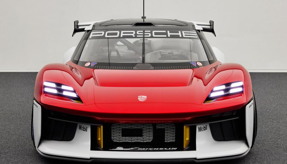 Porsche Mission R: Skinnet bedrar