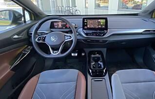 Nå skal Volkswagen ID.3 og ID.4 oppgraderes