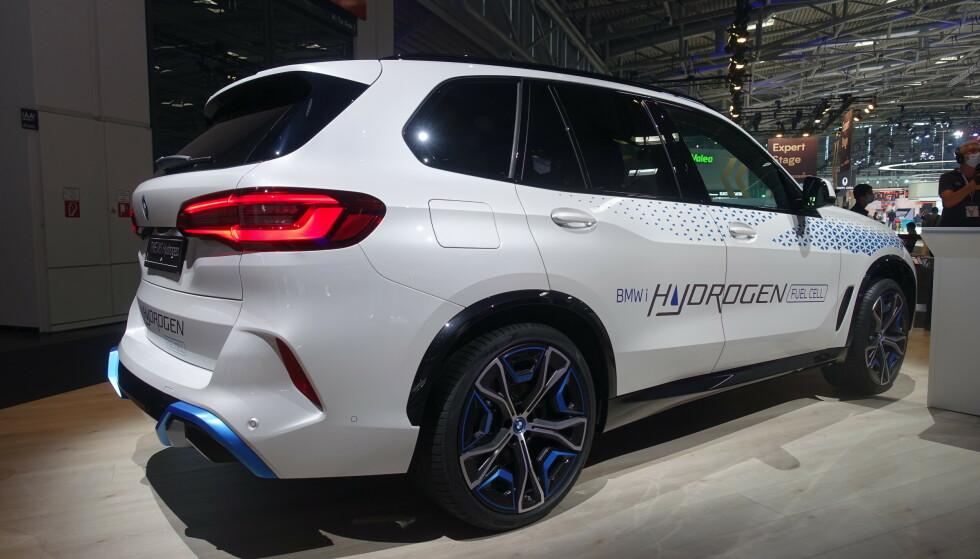 Velkommen, BMW iX5 Hydrogen