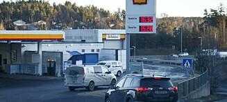 - Må godta dyrere drivstoff