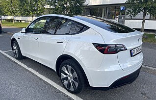 Voldsomme Tesla Model Y-tall
