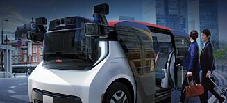 Girer opp satsing på selvkjørende biler
