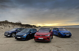 Avslørt: Audi, Skoda, VW og Cupra får betydelig økt ladefart