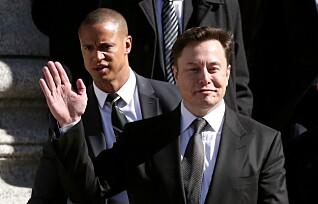 Tidligere Tesla-ansatt får 1,2 milliarder kroner