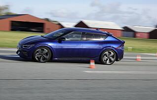 TEST: Kia EV6 - sporty, stillegående og romslig så det holder