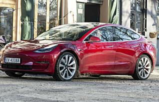 Historisk dag: Hertz kjøper 100.000 Teslaer